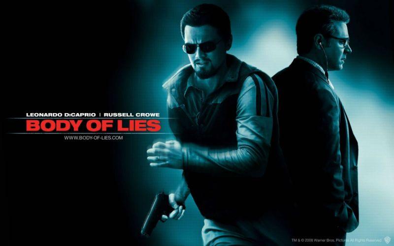 BODY OF LIES action drama thriller spy crime dicaprio wallpaper