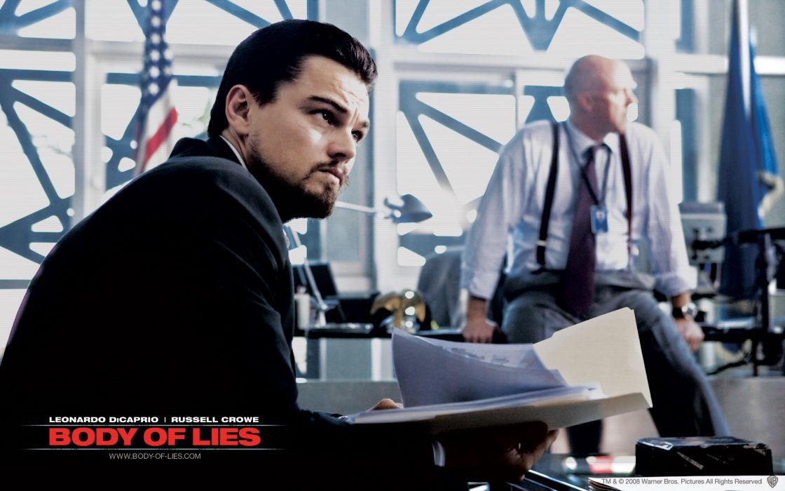 BODY OF LIES action drama thriller spy crime dicaprio wallpaper