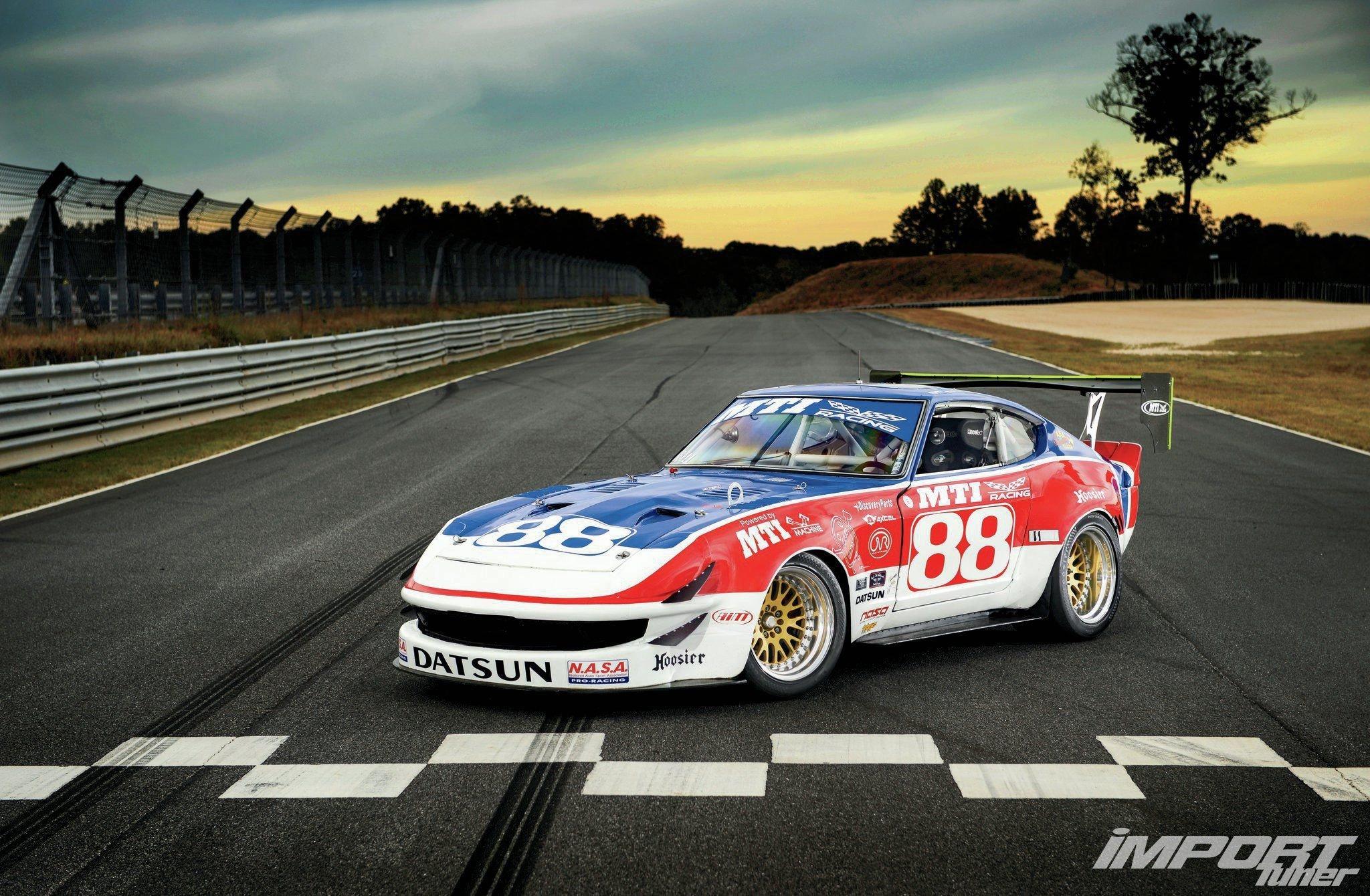 Datsun Z Race Car For Sale