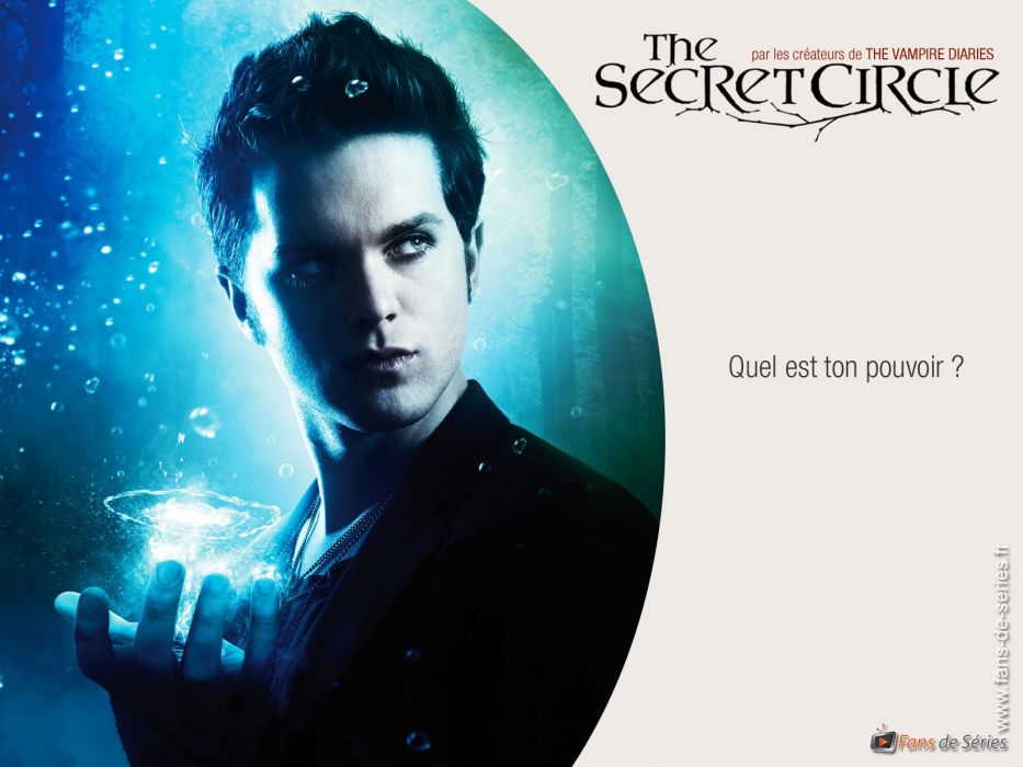 SECRET CIRCLE drama fantasy horror series supernatural wallpaper