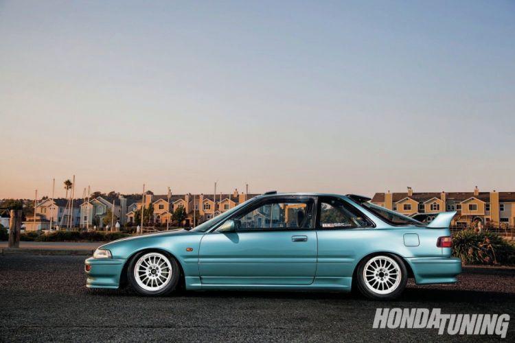 acura integra type-r japan coupe sedan cars tuning wallpaper