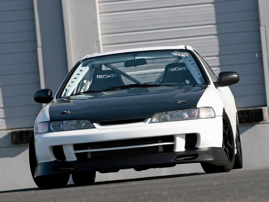 acura integra type-r japan coupe sedan cars tuning wallpaper