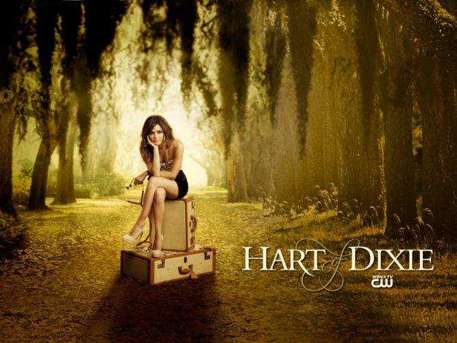 HART OF DIXIE series comedy drama romance medical wallpaper