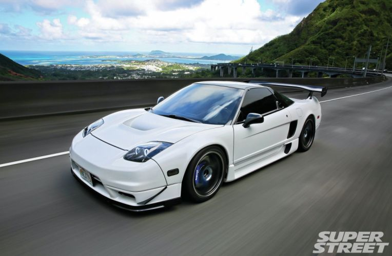 honda acura nsx tuning japan supercars cars coupe wallpaper