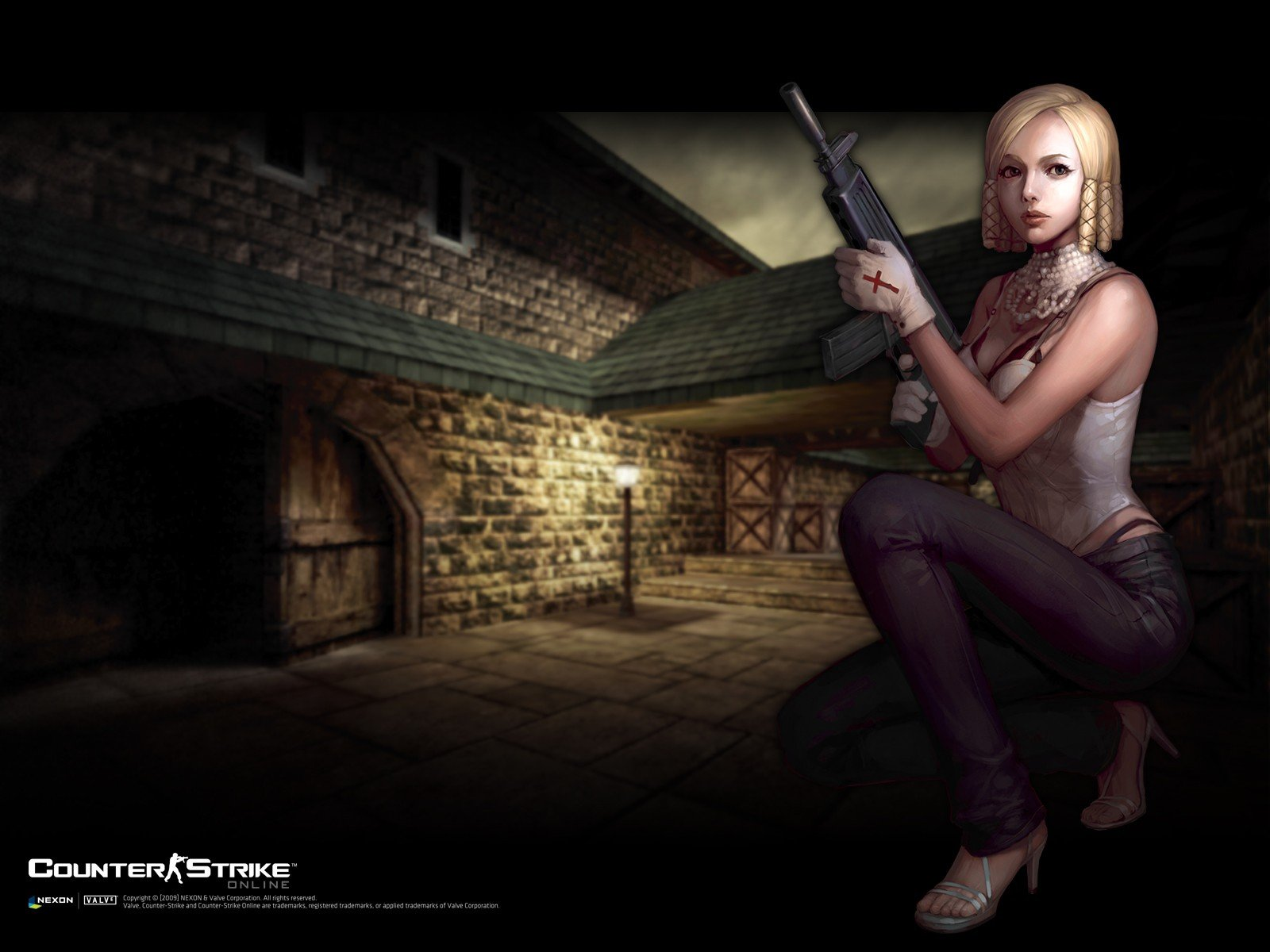 Counter strike porn pic naked picture