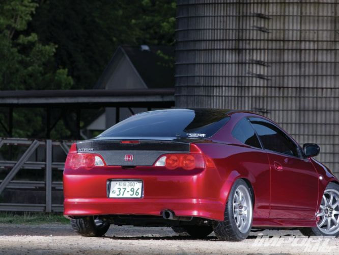 Acura RSX honda coupe tuning cars japan wallpaper