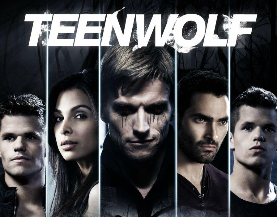 TEEN WOLF comedy drama horror dark