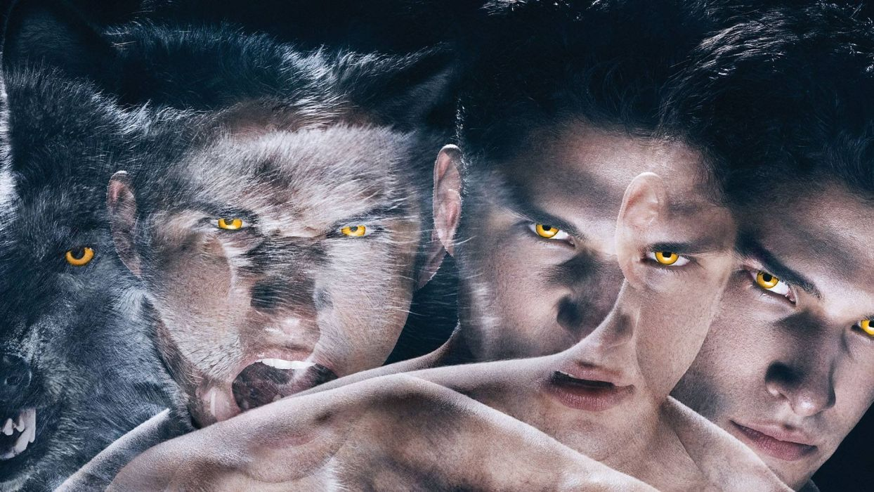 TEEN WOLF comedy drama horror dark series werewolf wallpaper