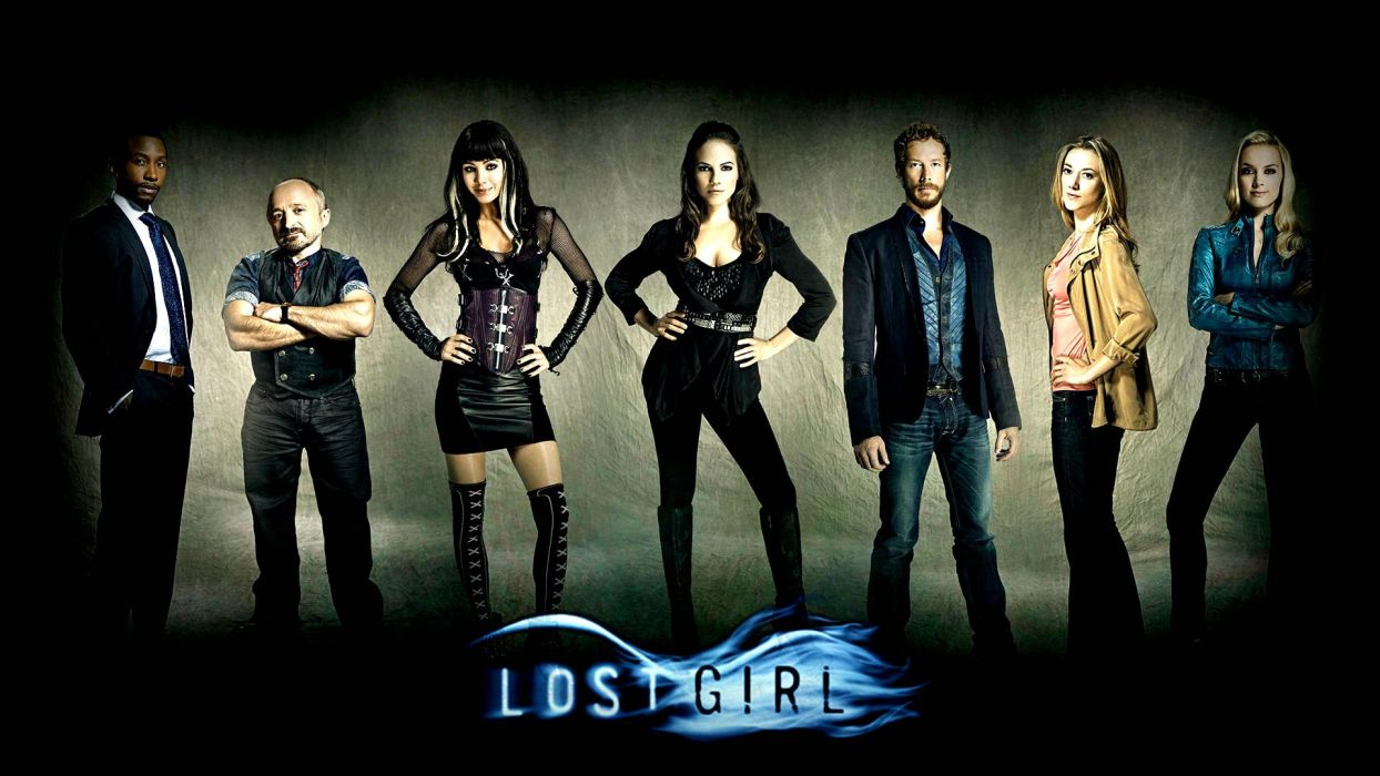 LOST GIRL crime fantasy supernatural drama wallpaper