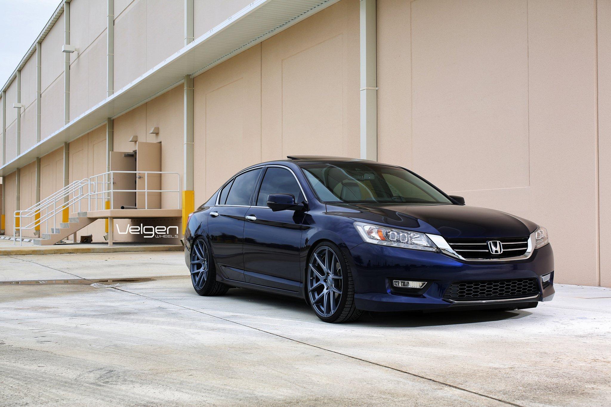 Honda Accord Coupe Sedan Wheels Tuning Japan Cars