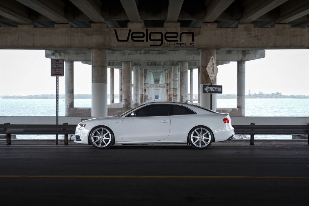 AUDI S5 cars tuning Velgen Wheels wallpaper