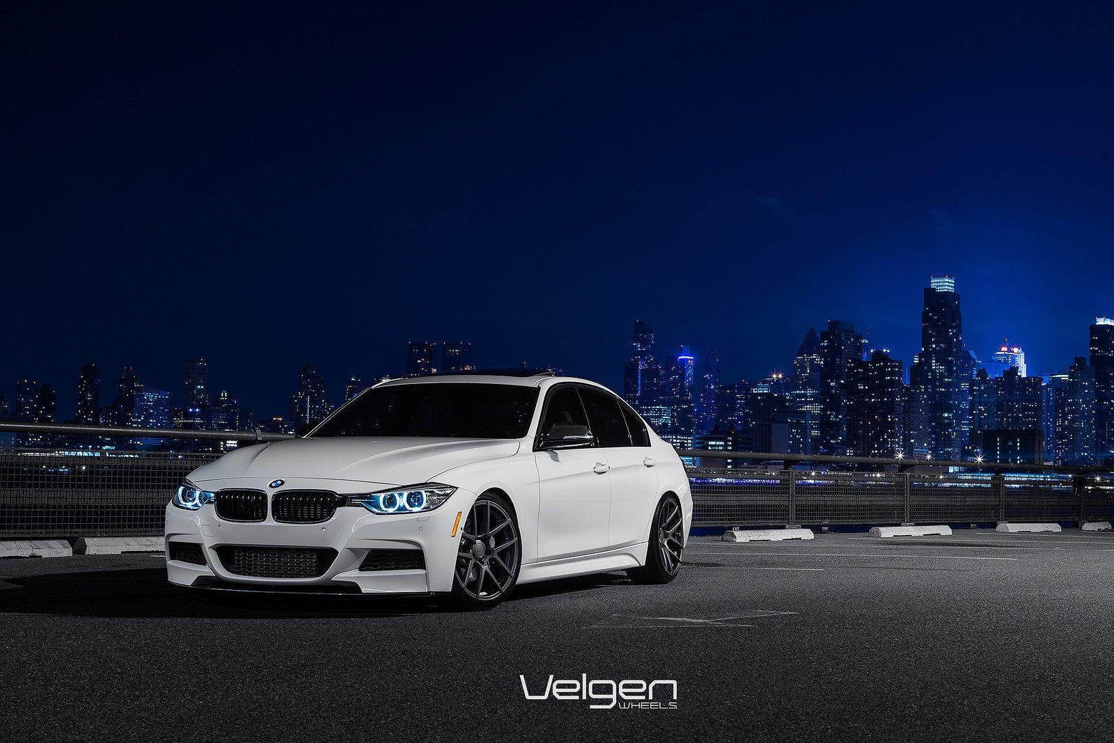 BMW F30 cars tuning Velgen Wheels wallpaper   1600x1068 ...