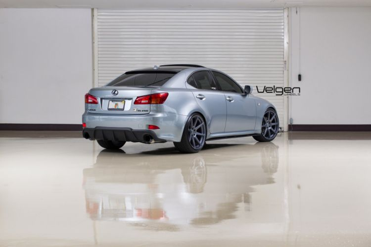 LEXUS IS250 cars tuning Velgen Wheels wallpaper