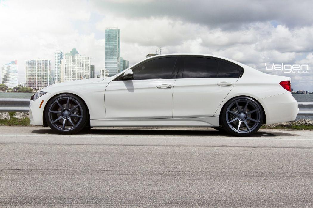 BMW F30 335I cars tuning Velgen Wheels wallpaper