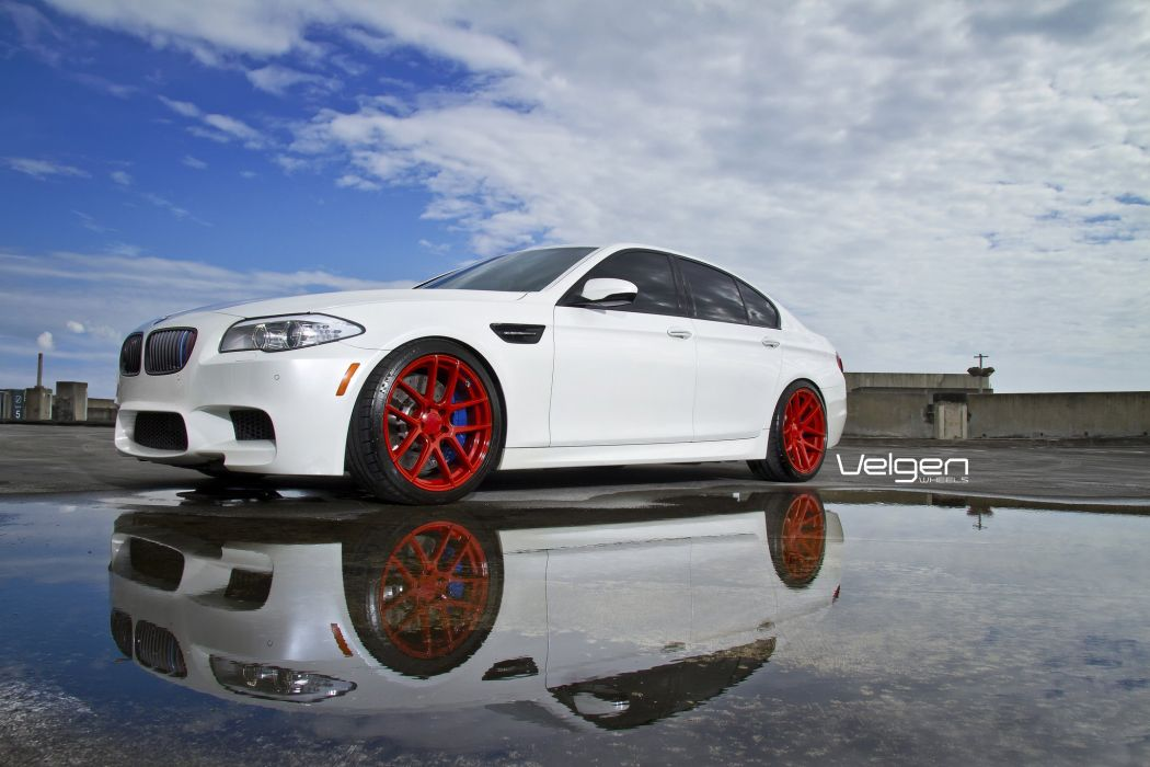 BMW-F10 M5 cars tuning Velgen Wheels wallpaper