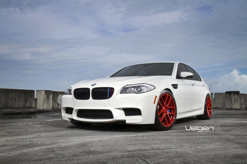 BMW-F10 M5 cars tuning Velgen Wheels wallpaper