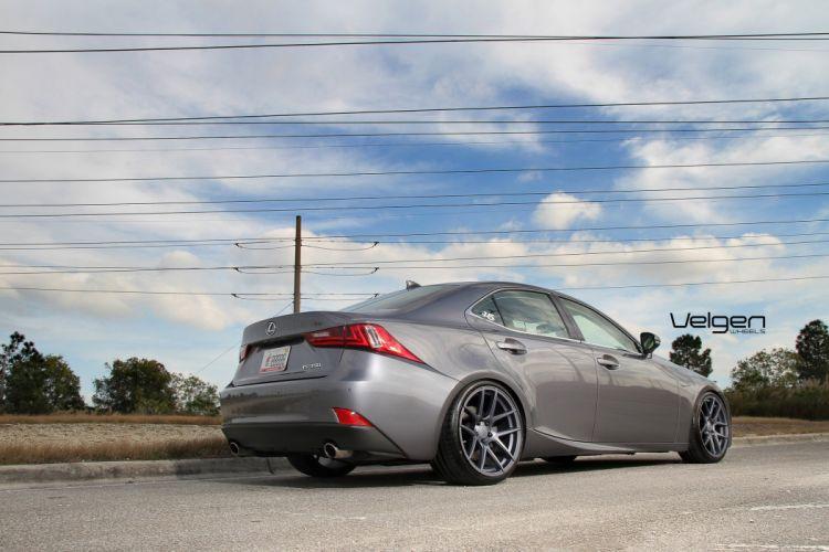 LEXUS 3IS cars tuning Velgen Wheels wallpaper