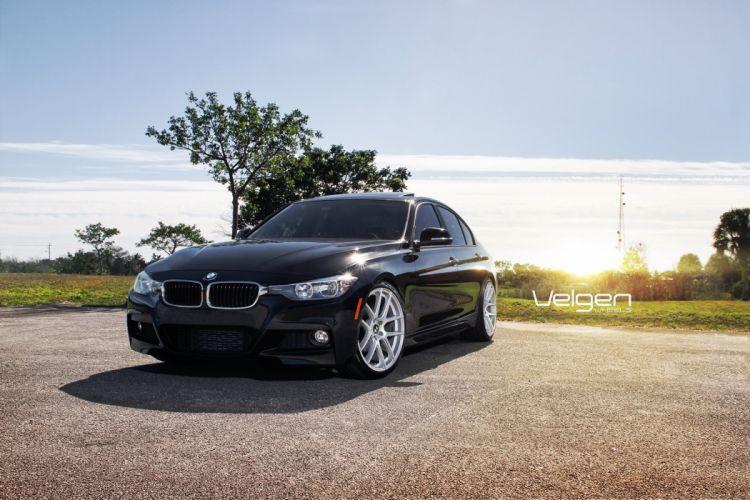 BMW F30 cars tuning Velgen Wheels wallpaper