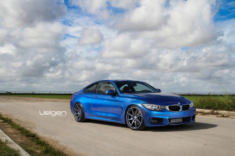 BMW F32 M-Sport Tuning Velgen wheels cars wallpaper
