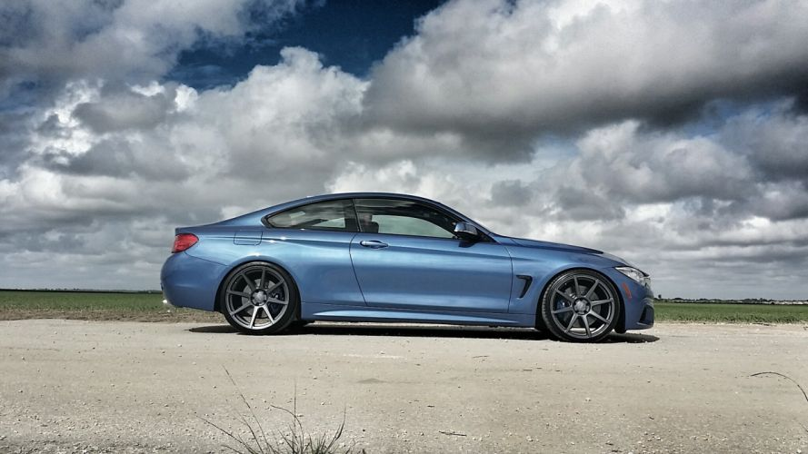 BMW F32 335i M Sport Tuning Velgen wheels cars wallpaper