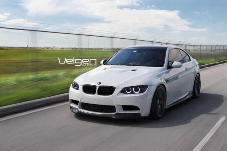 BMW E92 M3 Tuning Velgen wheels cars wallpaper