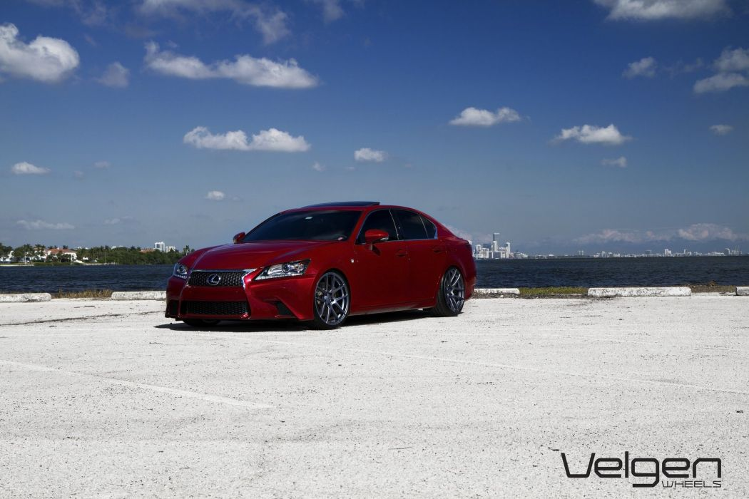 Lexus GS350 FSport Tuning Velgen wheels cars wallpaper