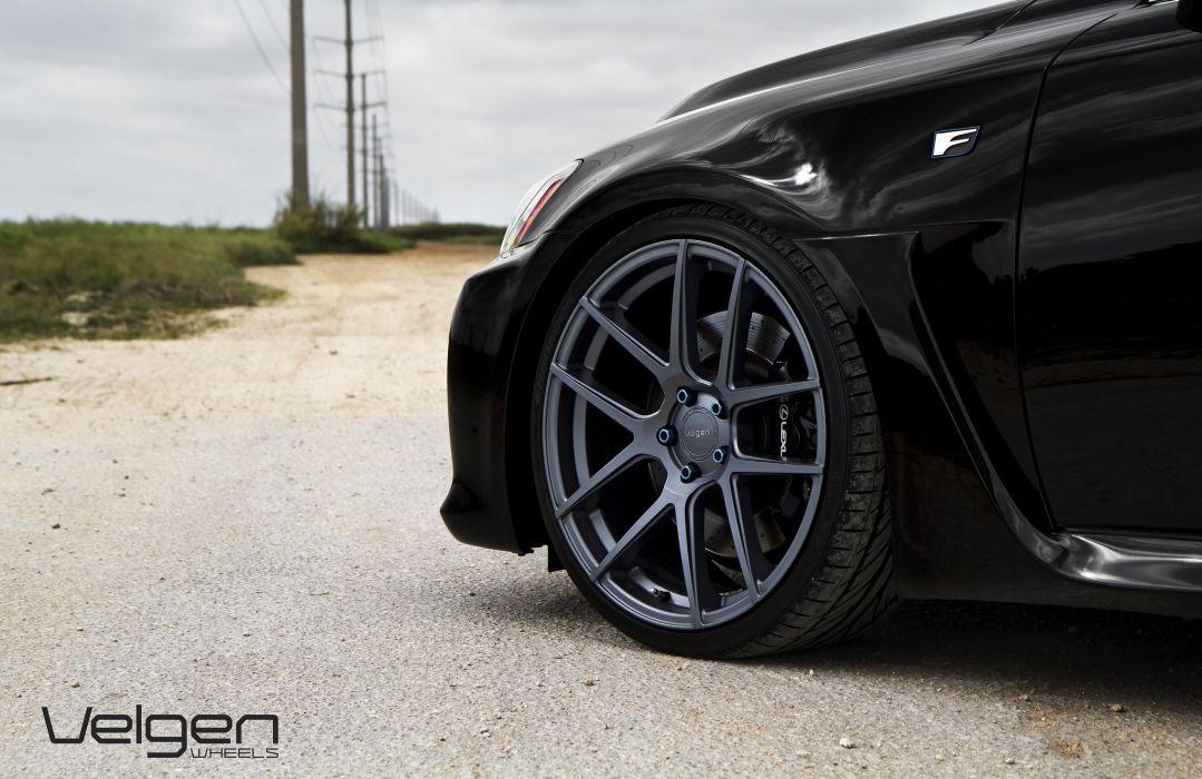 Lexus ISF Tuning Velgen wheels cars wallpaper