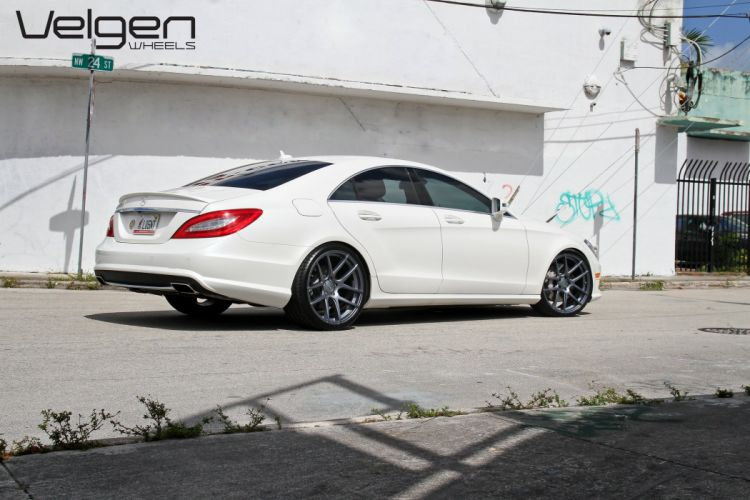 Mercedes CLS 550 Tuning Velgen wheels cars wallpaper