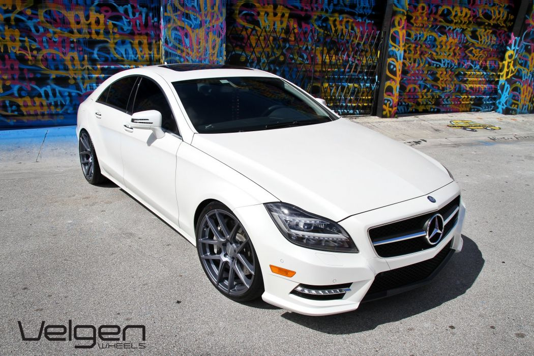 Mercedes CLS 550 Tuning Velgen wheels cars wallpaper