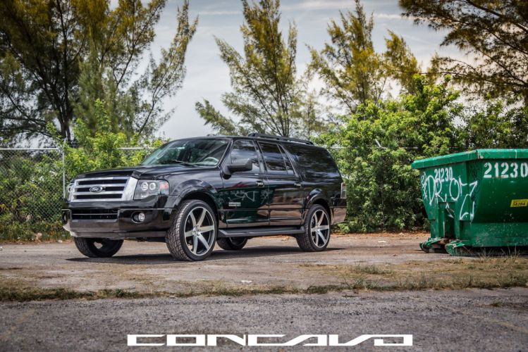 Ford Expedition Tuning concavo wheels cars wallpaper