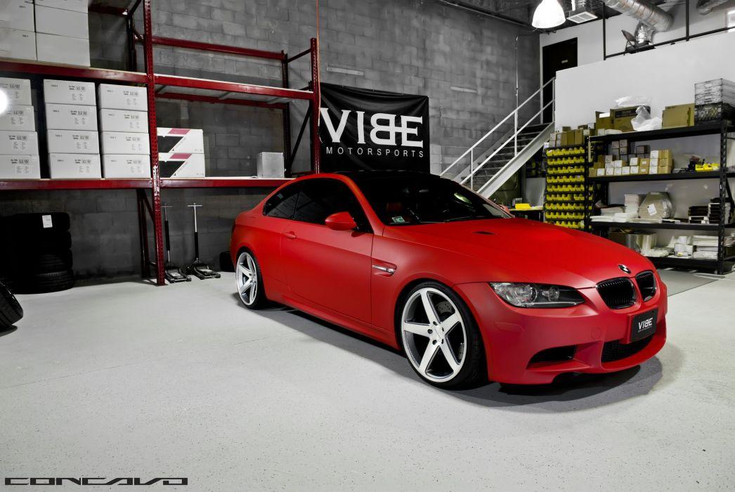 BMW M3 e92 Tuning concavo wheels cars wallpaper