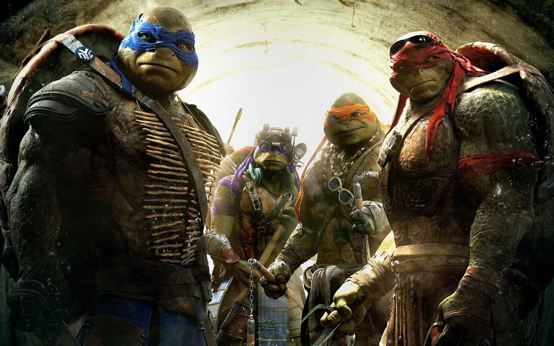 Renzheshengui-desktops Katana - Leonardo - mutant - ninja - sword - tears - teenage - turtles wallpaper
