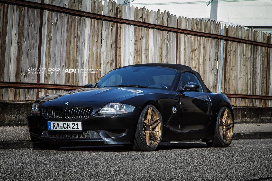 BMW Z4M adv1 wheels tuning cars wallpaper