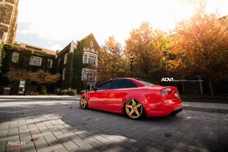 AUDI RS4 adv1 wheels tuning cars wallpaper
