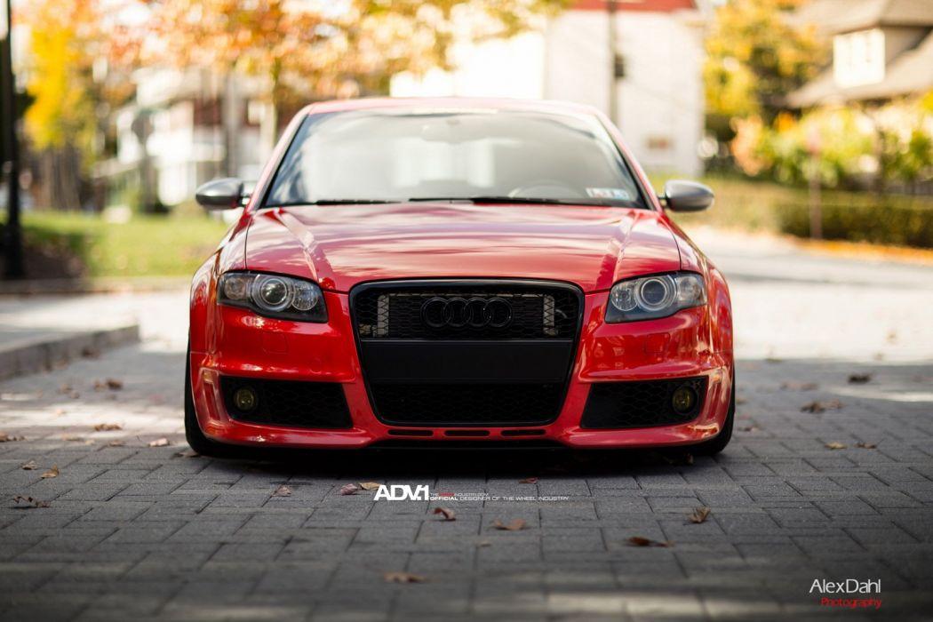 Audi Rs4 Adv1 Wheels Tuning Cars Wallpaper 1600x1067 503293