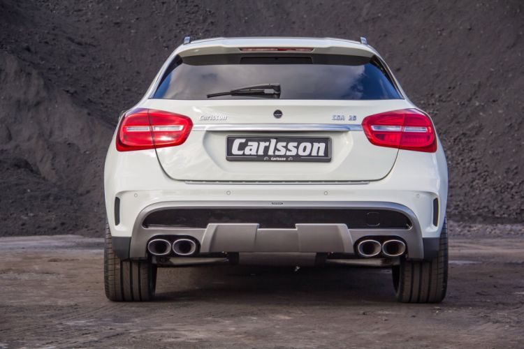 2014 Carlsson Mercedes GLA tuning suv cars wallpaper