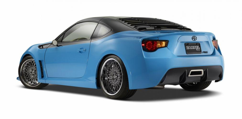 2015 Scion FR-S T1 cars tuning sema 2014 wallpaper