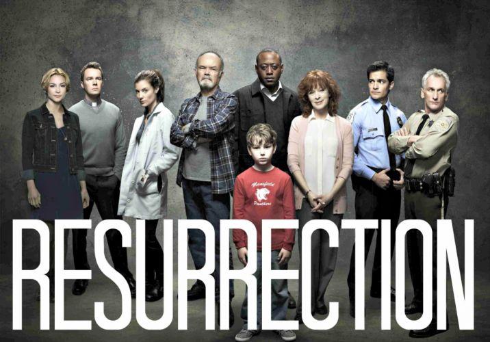 RESURRECTION drama fantasy supernatural series wallpaper