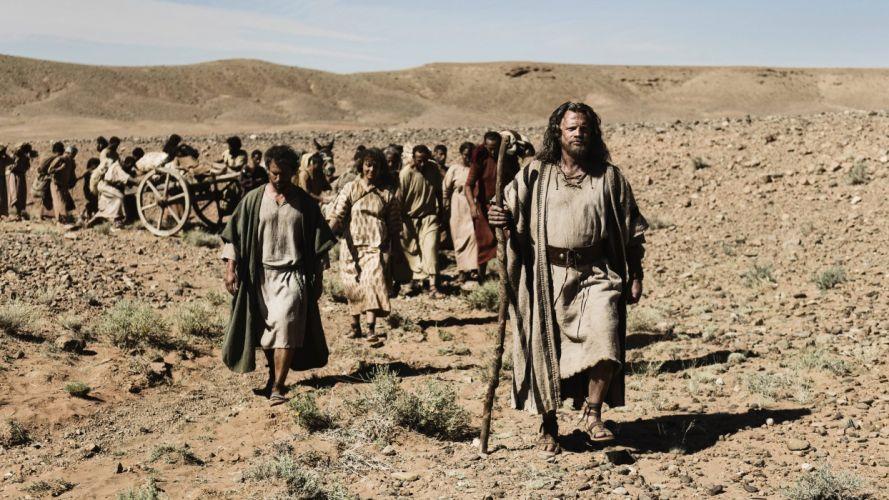 THE BIBLE series religion jesus christ christian drama wallpaper