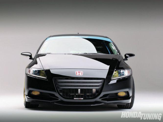 Honda CR-Z coupe cars tuning japan wallpaper