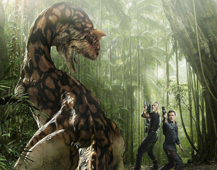 TERRA NOVA series adventure mystery sci-fi drama dinosaur wallpaper