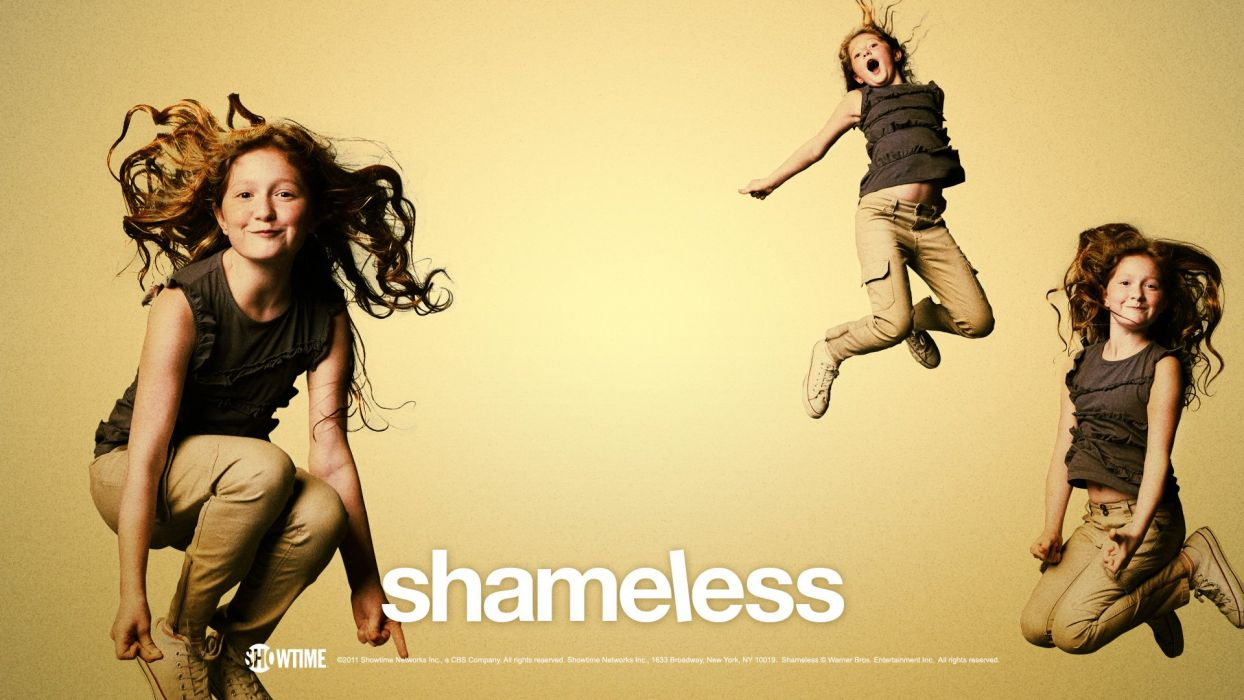 SHAMELESS series comedy drama wallpaper