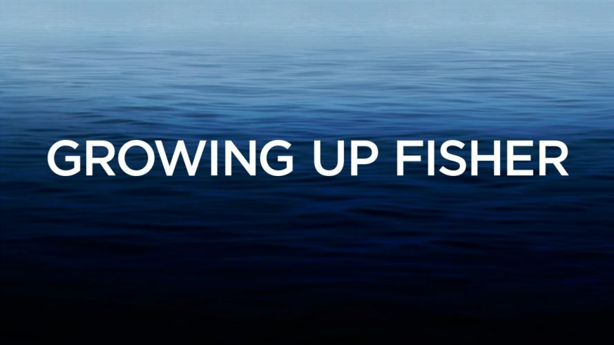 GROWING UP FISHER series comedy sitcom wallpaper
