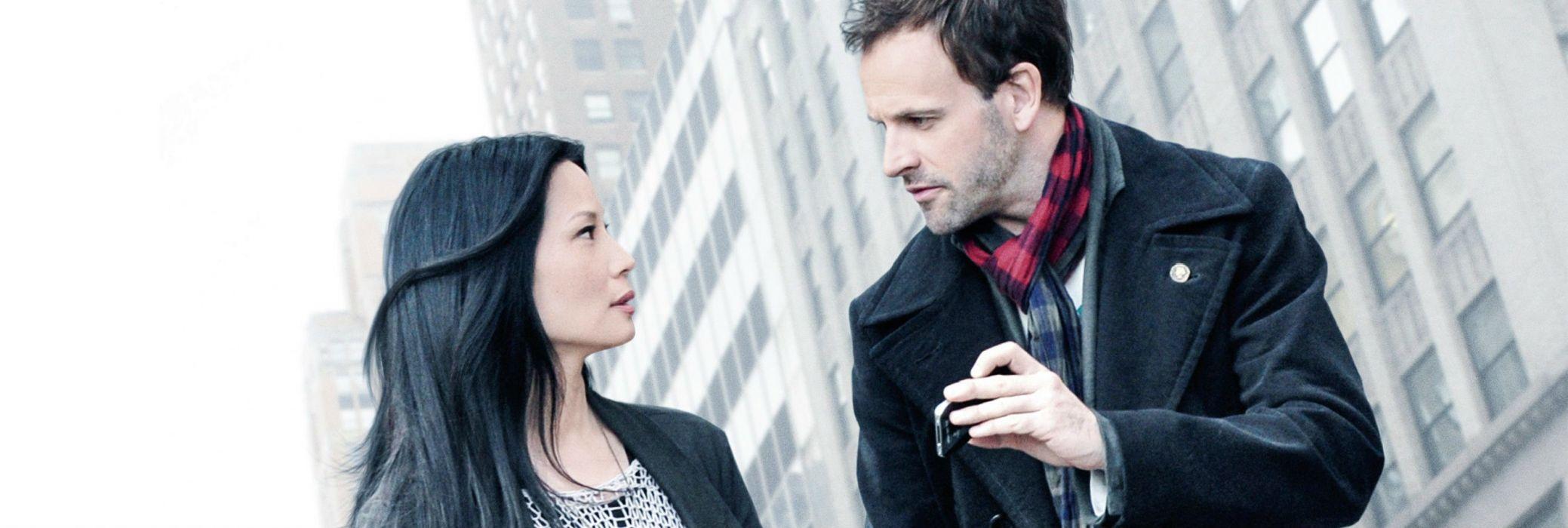 ELEMENTARY series crime drama mystery lucy liu wallpaper