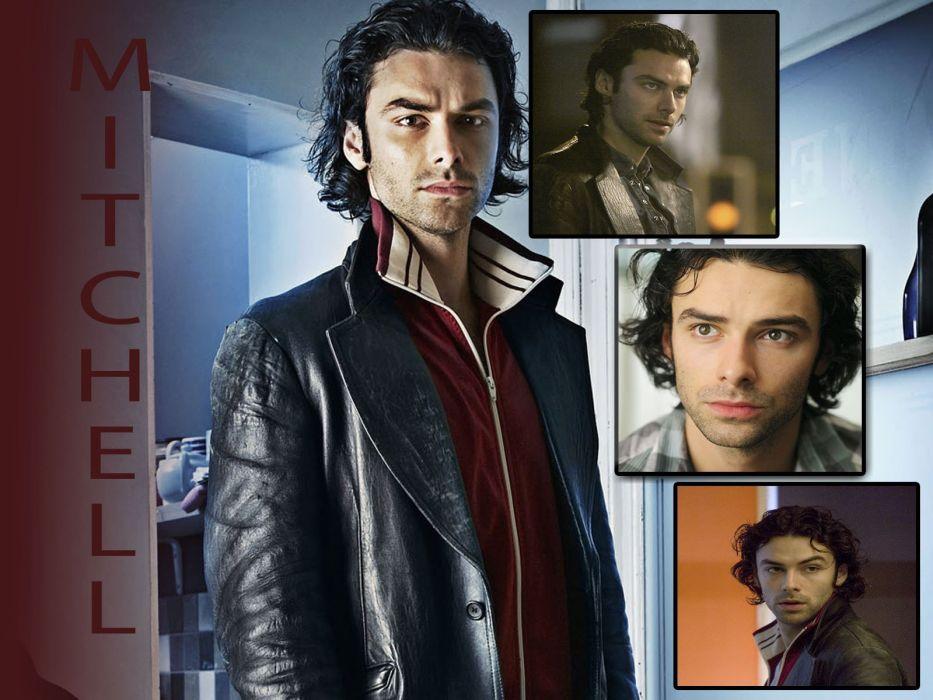 BEING HUMAN drama fantasy horror vampire supernatural series wallpaper