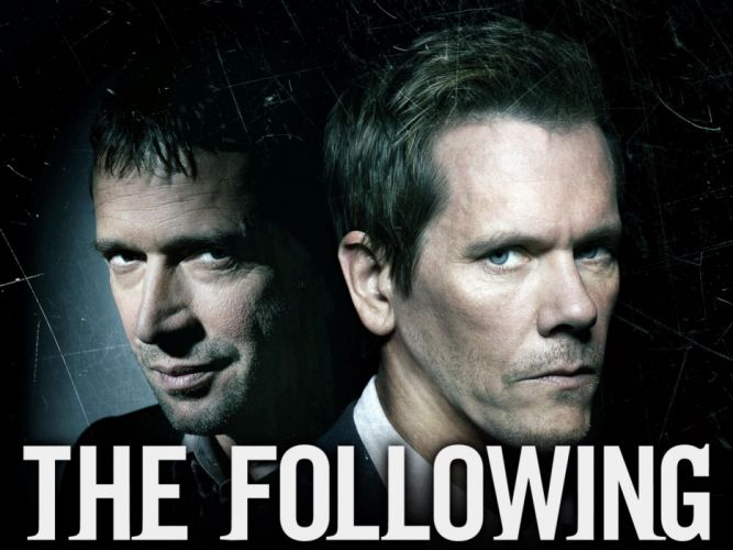 THE-FOLLOWING series crime drama mystery thriller following wallpaper