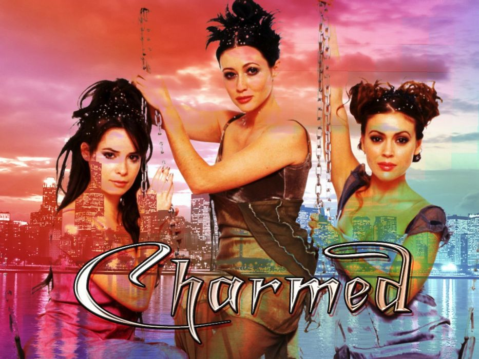 CHARMED drama fantasy mystery witch series wallpaper