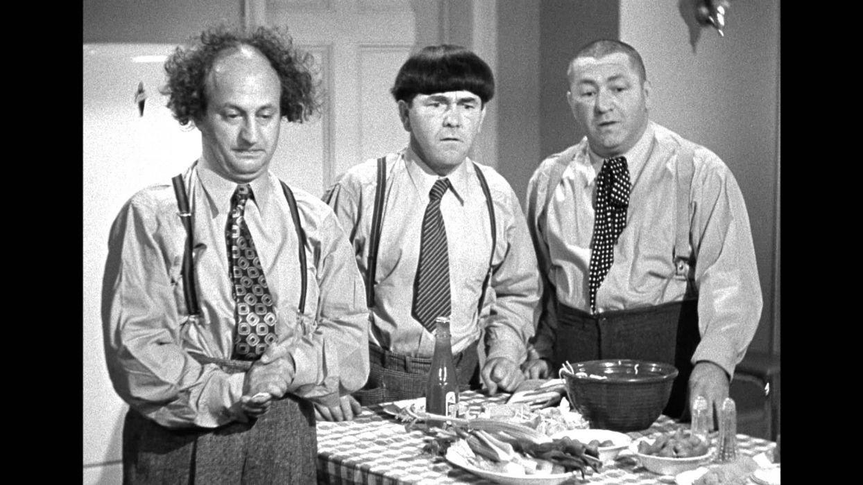 three stooges comedy series vaudeville vintage wallpaper 1920x1080