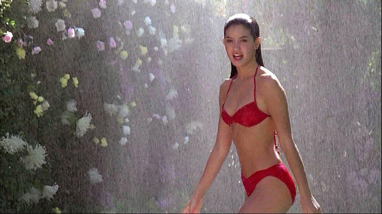 FAST TIMES RIDGEMONT HIGH comedy drama penn sexy babe bikini cates wallpaper