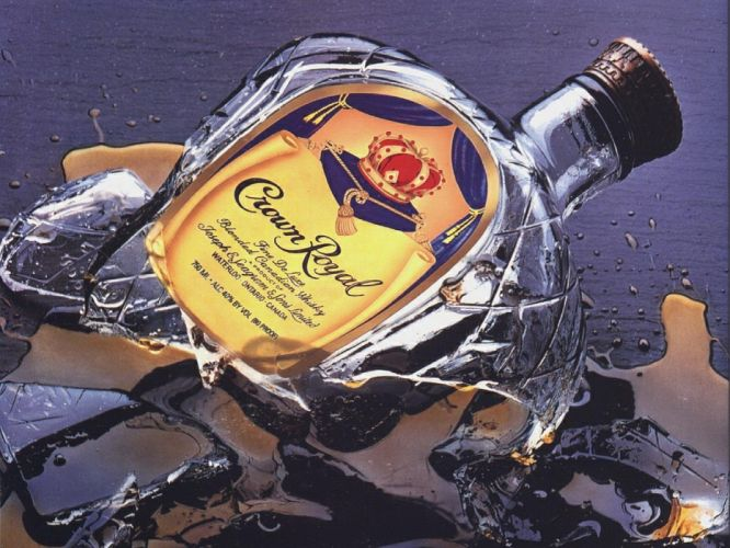 CROWN ROYAL canadian whisky alcohol wallpaper